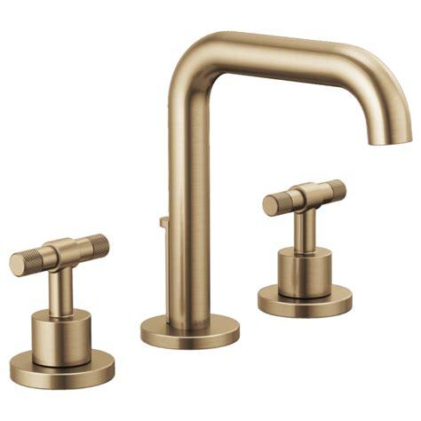 brizo litze widespread lavatory faucet