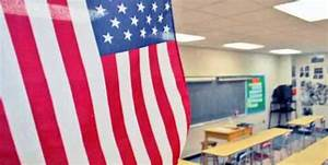 School Feared American Flag Might Cause Post-Election Backlash