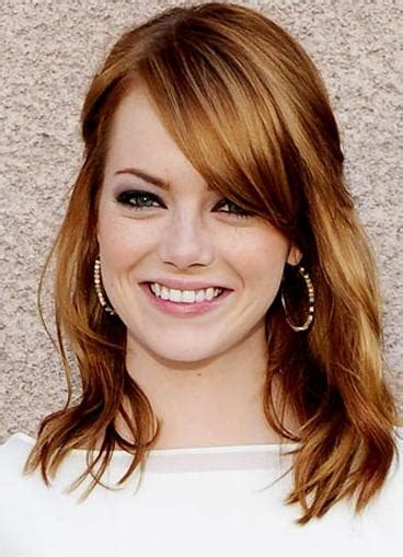 Auburn And Hairstyles by Auburn Hair Color Trends Hairstyles