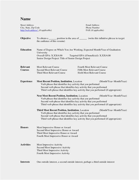 Resume Template 2016 Docs by Resume Templates Docsmemo Templates Word Memo