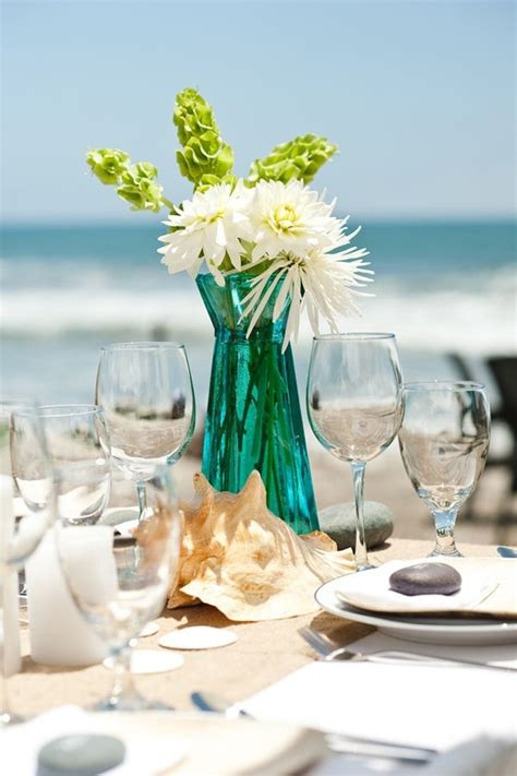 59 best images about Beach centerpieces on Pinterest