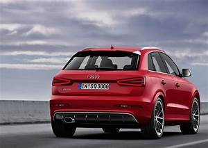 2014 Audi RS Q3 Officially Revealed