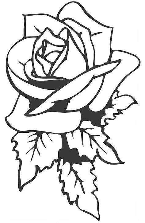 Pin by Laura Aust on Tattoos (Jordan) | Tattoo outline, Outline designs, Rose tattoos
