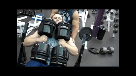 finally add    lbs  dumbbells    weight plates  mass caps youtube