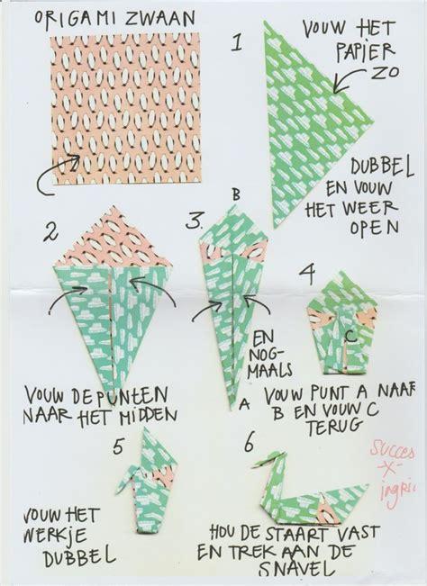 origami zwaanswan origami zwaan origami