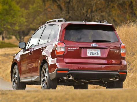 subaru forester price  reviews features