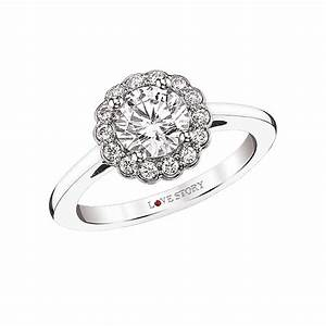 hurst diamonds love story 241 14118 With love story wedding rings