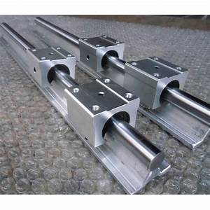 Bearing Linear Guide Rails 12mm Woodworking Sliders 300mm
