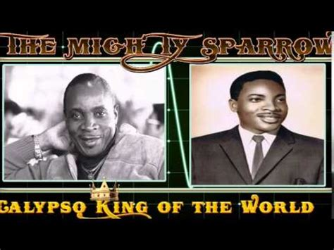 Best Of Mighty Sparrow [calypso King Of The World] Calypso