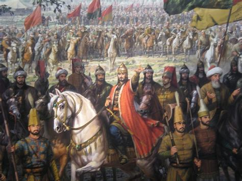 the siege of constantinople the great islamic empire
