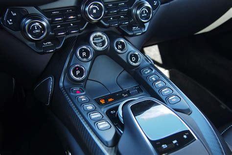 Aston Martin Interior Images