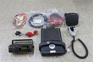 Motorola Pm1500 Vhf 110 Watts 136