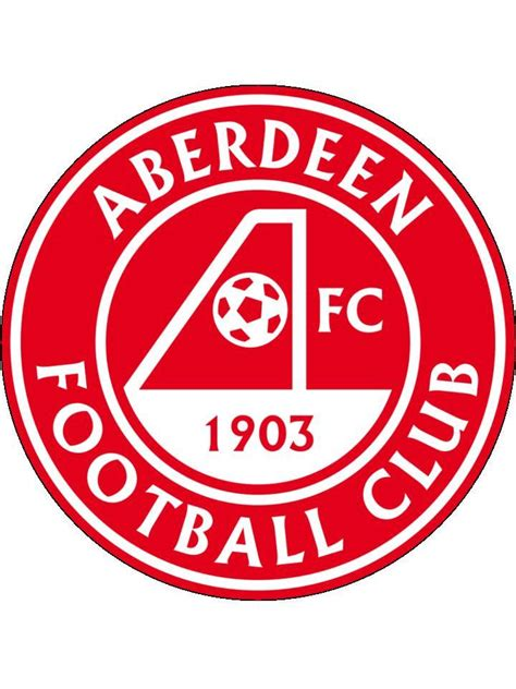 Aberdeen FC Edible Cake & Cupcake Toppers - Incredible ...