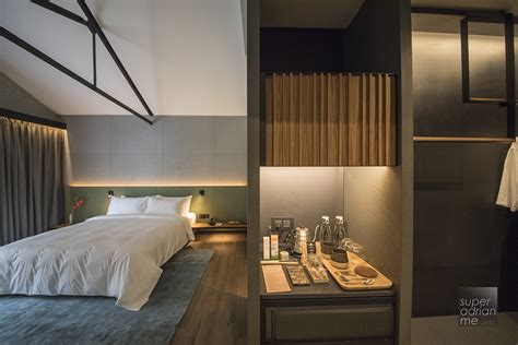 wooden loft bed the warehouse hotel singapore in photos