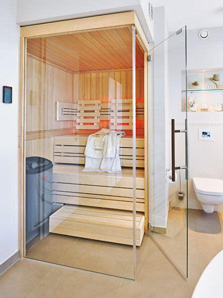 Badezimmer Mit Sauna by Die Besten 25 Kleine Sauna Ideen Auf Wc