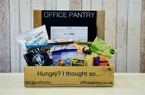 Pantry Food Delivery by Office Pantry