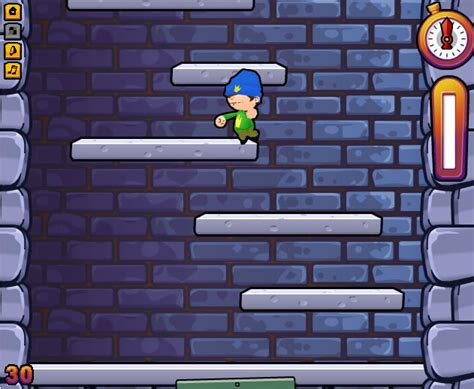 jeux de téléchargement idaten jump
