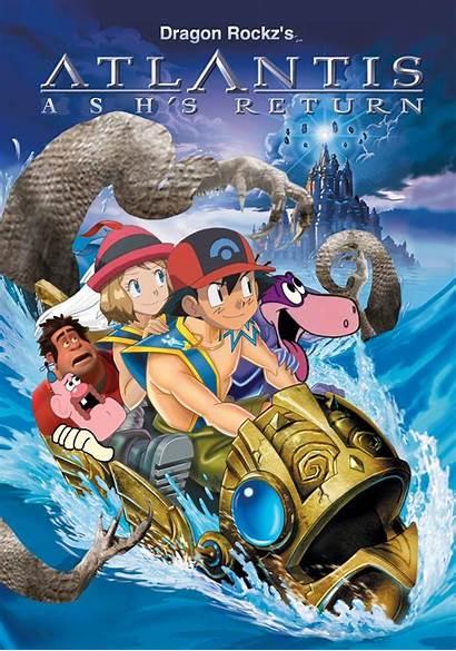 Parody Atlantis Wiki Return Ash Ii Wikia