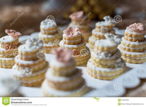 wedding cake stock image image  happy assortment