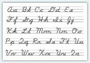 weng zaballa cursive handwriting practice sheets With basic cursive letters