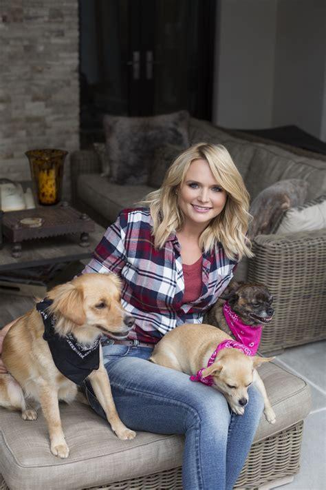Miranda Lambert Helps  Shelters In  States