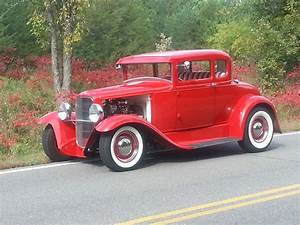 1931 Ford Model  U0026quot A U0026quot  5 Window Coupe Traditional Hot Rod