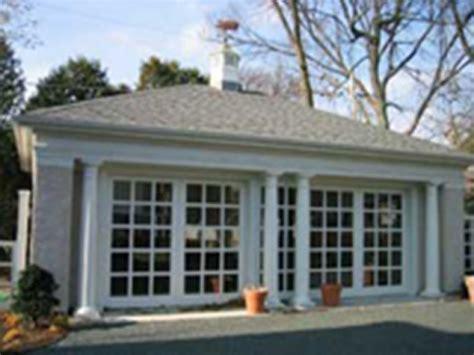 architectural glass garage doors
