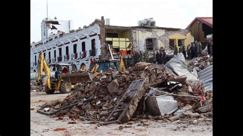 Death Toll In Mexican Quake Rises To 273