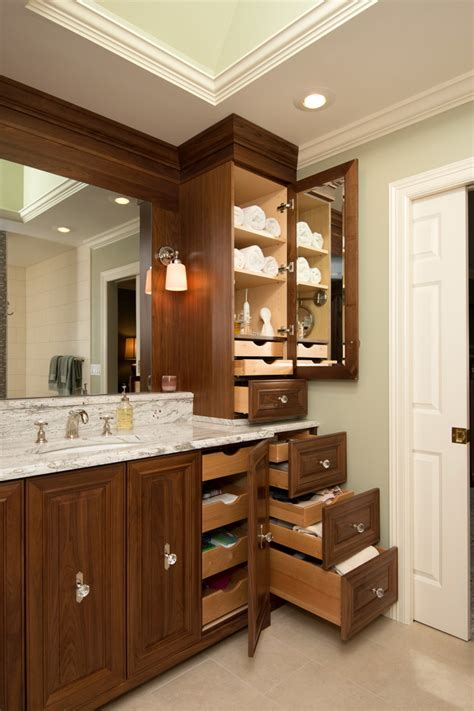 Cabinet Design Images by Washbasin Cabinet Design Ideas Bathroom Traditional With