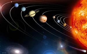 Solar System, Planet, Sun, Digital Art Wallpapers HD ...