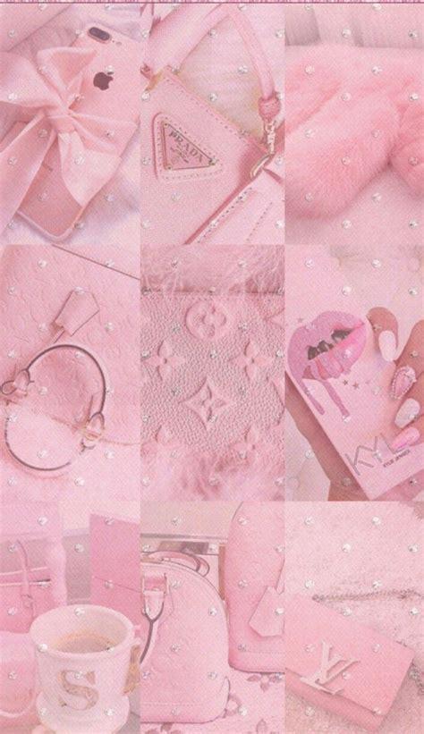 girly pink wallpaper aesthetic