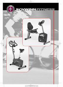 Schwinn 213 Recumbent Exercise Bike