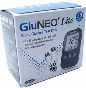 Gluneo Lite 50 Test Strips