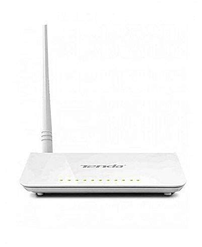tenda wireless n150 adsl2 modem router price from jumia
