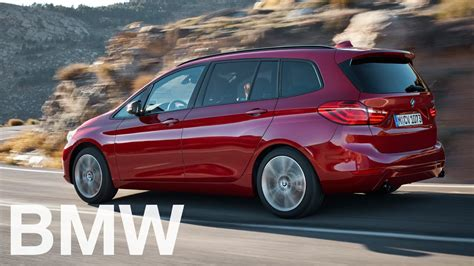Grand Tour Bmw by The Bmw 2 Series Gran Tourer Launchfilm