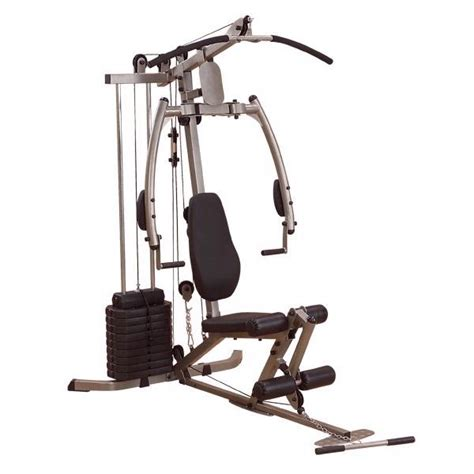 Body Solid Bench Review by Best Fitness Bfmg20 Sportsman Home Universal Gym By Body