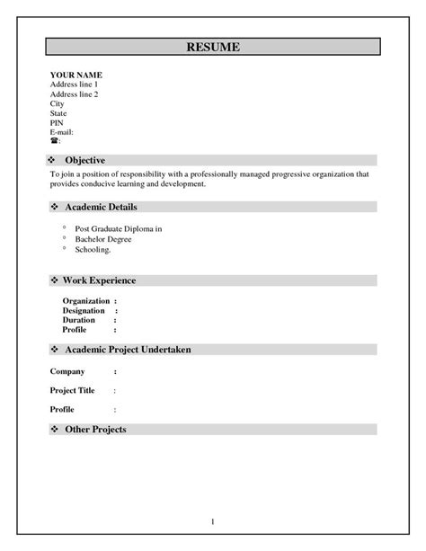 Resume Template Creator by Best 20 Resume Templates Free Ideas On