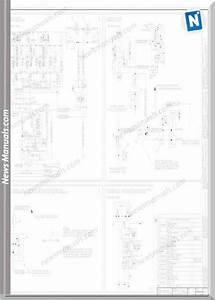 Terex T45s Hydraulic Schematic Wiring Diagram