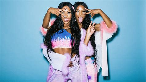 Shannon And Shannade Clermont Make A Case For Colored