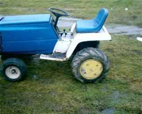 ford lgt  garden tractor manual