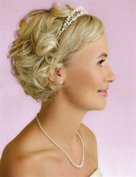 wedding hairstyles  women  short hair women