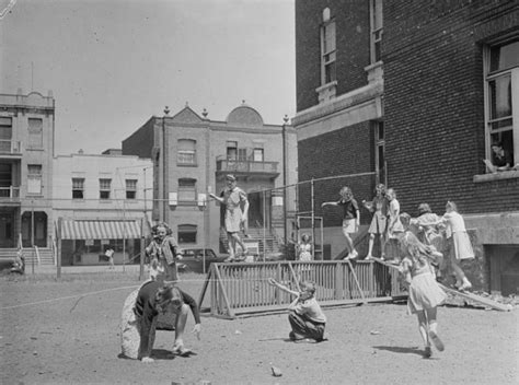 Mile End's Playgrounds
