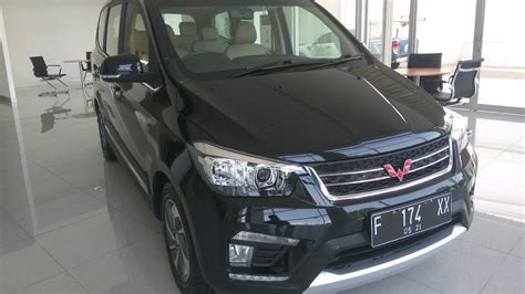 Review Wuling Confero by Wuling Confero S 1 5 L Luxury 2017 Impression