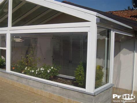 chiusure per verande in pvc chiusure per esterni vetrate scorrevoli chiusure in