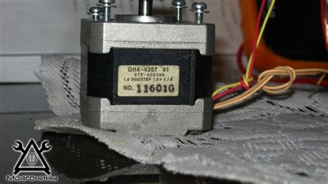 Ветрогенератор 2 вт на основе шагового двигателя
