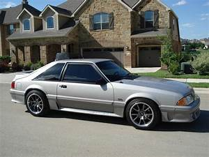 1990 Mustang GT ( Supercharged 331 Stroker ) ...only 9,900 original miles PIC's ...