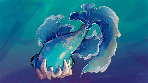 create  fantasy creature based  real animals tutpad