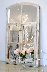 Spiegel Schöner Wohnen : aus fenster wird spiegel wohnen pinterest spiegel fenster und deko ~ Sanjose-hotels-ca.com Haus und Dekorationen