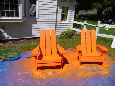 paint colors for wooden chairs adirondack chairs wood paint color home ideas collection learn more about adirondack chairs wood