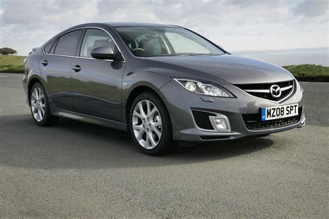 Review Mazda 6 by Mazda 6 Hatchback Review 2007 2012 Parkers